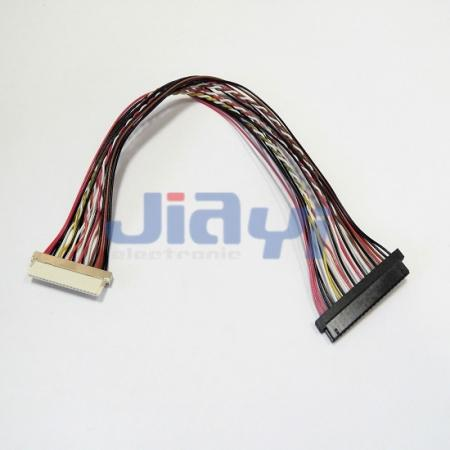 LVDS Wire Harness with JAE FI-S Connector
