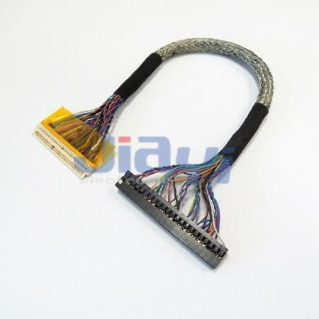 JAE FI-X LVDS and LCD Wire Harness - JAE FI-X LVDS and LCD Wire Harness