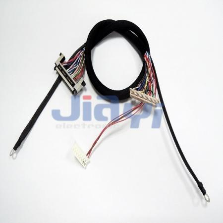 JAE FI-RE LVDS and LCD Wire Harness - JAE FI-RE LVDS and LCD Wire Harness