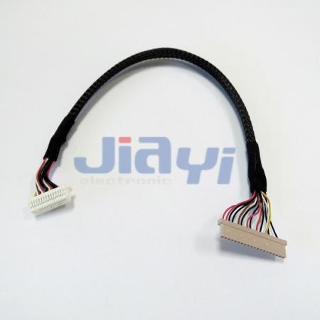 Hirose DF14 LVDS and LCD Wire Harness