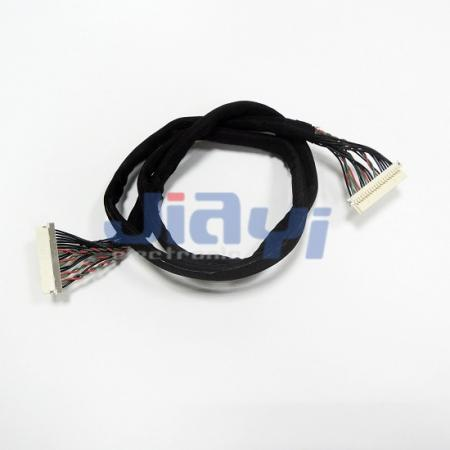 LCD Display Hirose DF19 Wire Cable