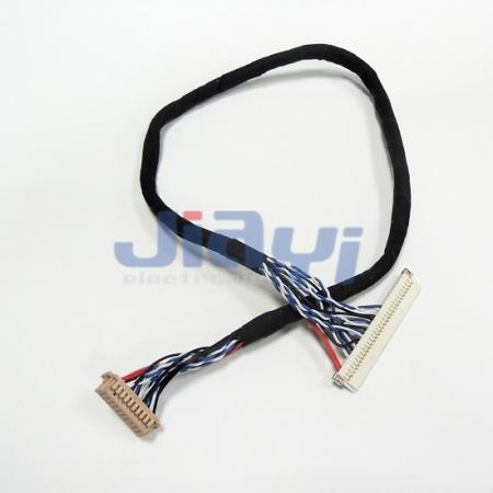 LCD Controller Panel LVDS Harness