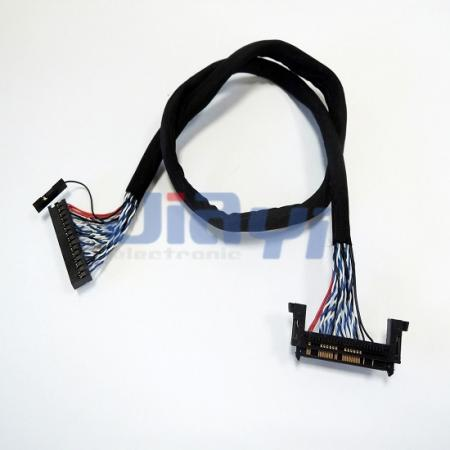 LCD Monitor Wire Harness - LCD Monitor Wire Harness