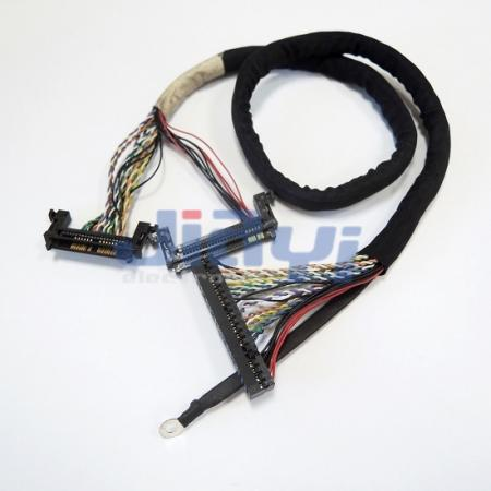 LVDS Extension Cable Wire Harness - LVDS Extension Cable Wire Harness