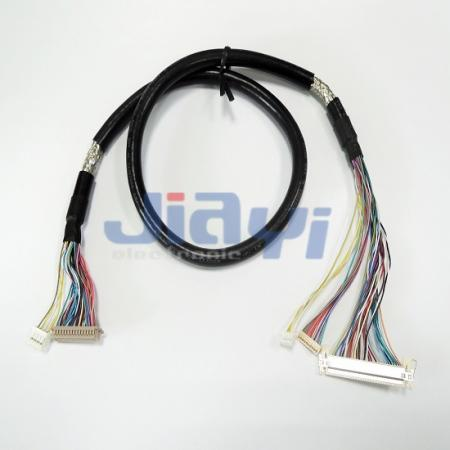 LVDS Cable Assembly for LCD Display - LVDS Cable Assembly for LCD Display
