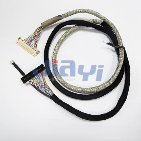 LED Screen LVDS Wire Harness