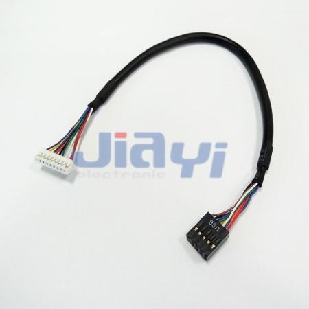 Molex 51004 2.0mm Pitch Connector Wire Harness