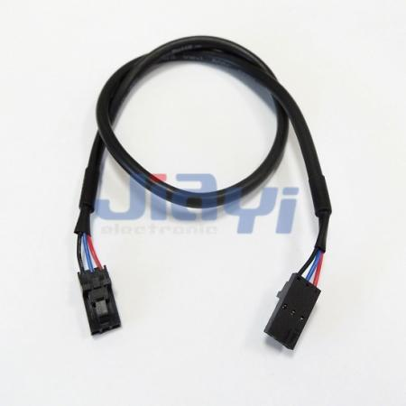 Pitch 2.54mm Molex 70066 Cable and Wire Harness