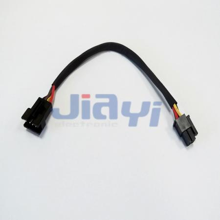 Pitch 3.0mm Molex Connector OEM Custom Cable | Cable and Wire ... on