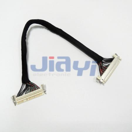 JAE FI-X 1.0mm Pitch 連接器線材加工 - JAE FI-X 1.0mm Pitch 連接器線材加工