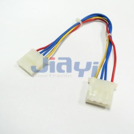 TE/AMP Commercial MATE-N-LOK 5.08mm Pitch Connector Wire Harness - TE/AMP Commercial MATE-N-LOK 5.08mm Pitch Connector Wire Harness