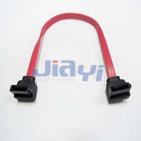 Serial ATA 7P Right Angle Cable