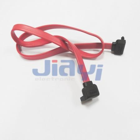 Serial ATA 7P Right Angle Cable