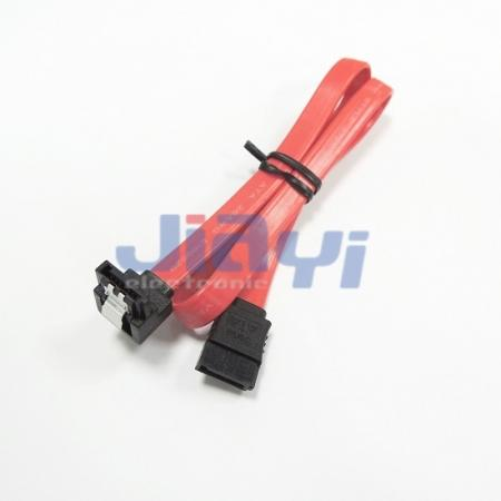 SATA 7P Right Angle Data Cable