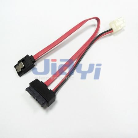 SATA 13P Slim Cable Assembly - SATA 13P Slim Cable Assembly
