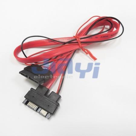 13P Slim SATA Extension Cable
