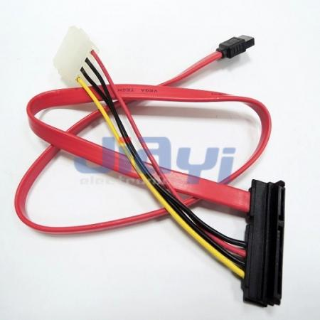 22P SATA Cable Assembly for Computer - 22P SATA Cable Assembly for Computer