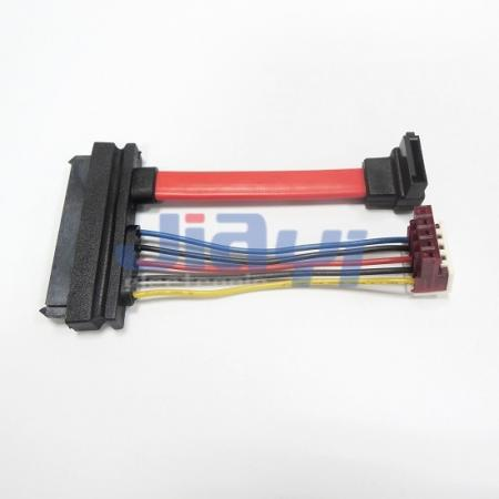 Custom Design SATA Cable Assembly