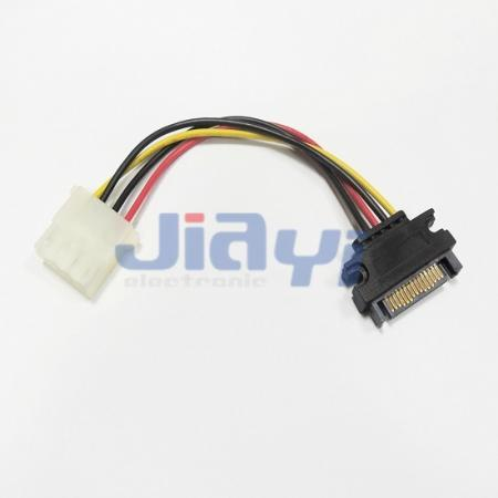 15P SATA Power Cable - 15P SATA Power Cable