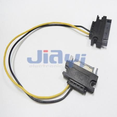 15P SATA Power Cable