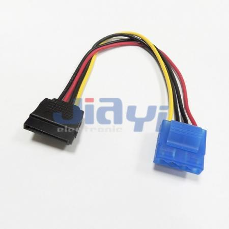 SATA 15P Cable Assembly for Power