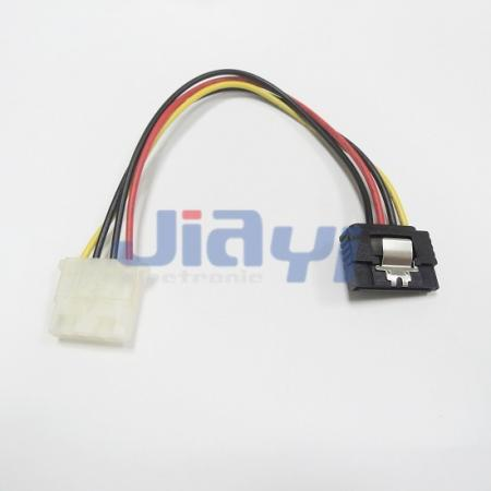 SATA 15P to 4P Power Connector Cable - SATA 15P to 4P Power Connector Cable