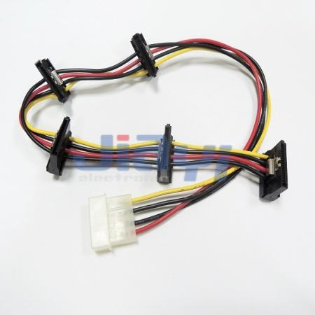 Serial ATA 15P Custom Power Cable - Serial ATA 15P Custom Power Cable