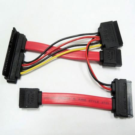 Custom SATA Cable - Custom SATA Cable
