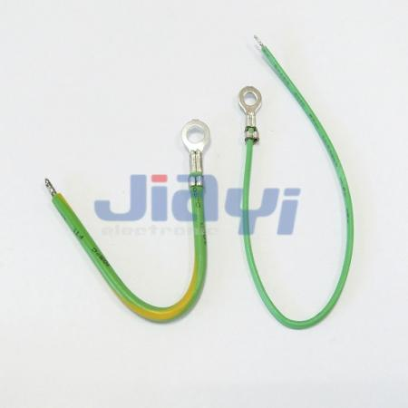 Non-Insulated Ring Terminal Wiring Harness - Non-Insulated Ring Terminal Wiring Harness