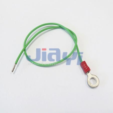 PVC Insulated Ring Terminal Wiring Harness