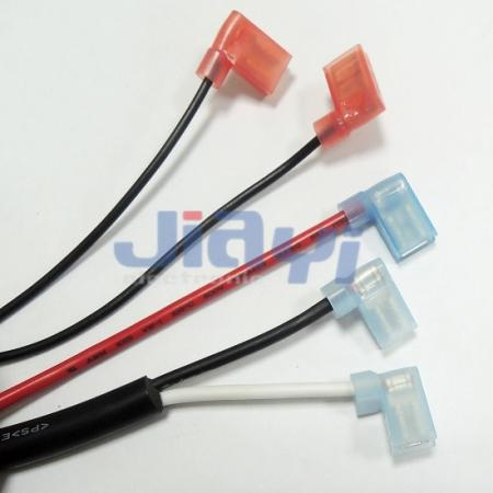 Nylon Insulated Flag Terminal Wiring Harness - Nylon Insulated Flag Terminal Wiring Harness