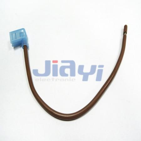 Cable Harness with Nylon Insulated Flag Terminal