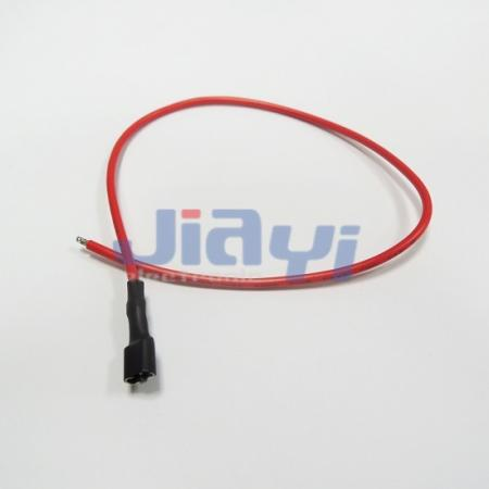Non-Insulated 187 Female Terminal Wire