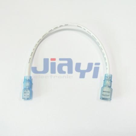 Nylon Insulated 187 Female Assembly Harness