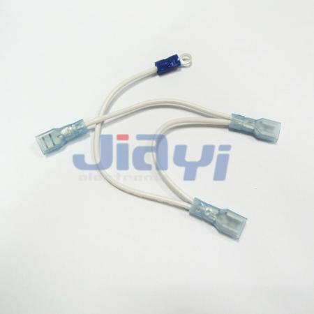 Nylon Insulated 250 Type Female Disconnect Wire - Nylon Insulated 250 Female Disconnect Wire