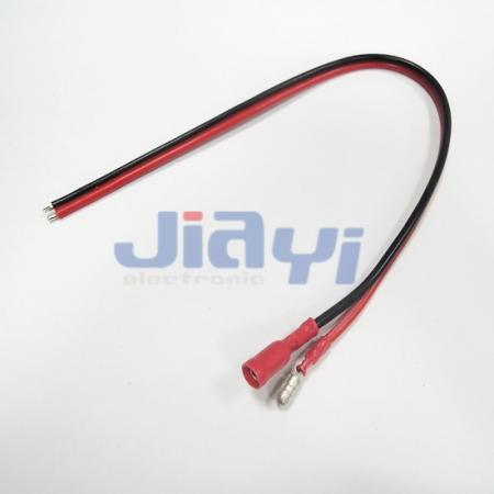 PVC Insulated Bullet Terminal Wire Assembly - PVC Insulated Bullet Terminal Wire Assembly