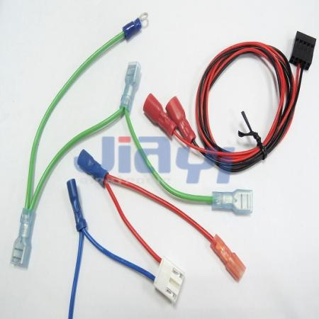 Quick Disconnect Terminal Wiring Harness - Quick Disconnect Terminal Wiring Harness