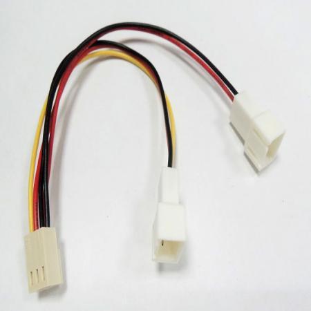 Electronic Fan Wire Harness - Electronic Fan Wire Harness
