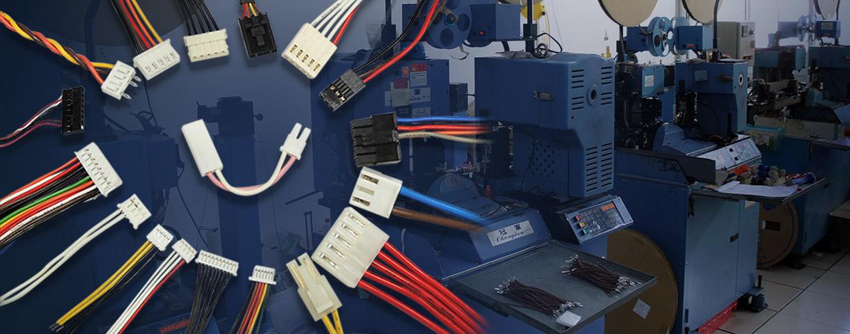 客製 電子線束及線組