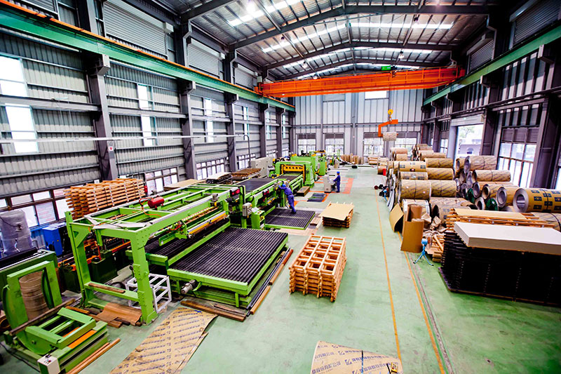 YU-TING Industrial Co. Ltd is a professional distributor in stainless steel sheet and coil.