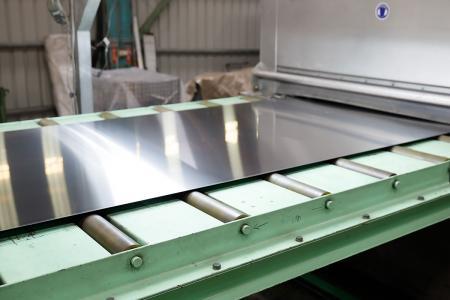 Stainless Steel Polishing Machine