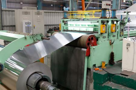 Stainless Steel No.4 Finish