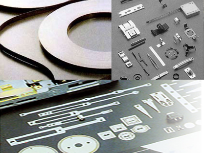 AISI 301 - Stainless Steel Spring Material (CSP) - YU-TING has reliable source on AISI 301 stainless steel spring material (CSP) in Taiwan.