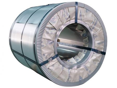 AISI 304 / 304L stainless steel coil contains 8% of nickel and 18% of chromium.