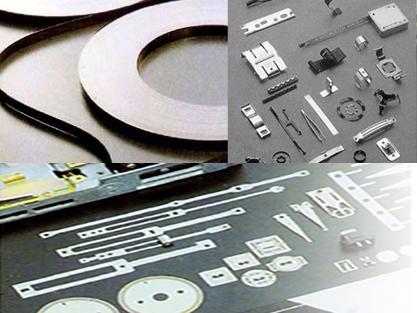 不銹鋼彈簧片 - AISI 301不鏽鋼彈簧片