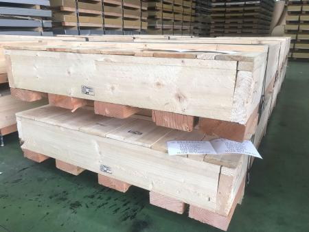 Stainless steel sheet and coil export packing