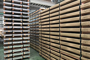 Stainless Steel Sheet and Coil