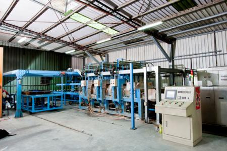 Stainless Steel Mirror Polishing Line has ability to provide 8K definition in mirror like surface finished.