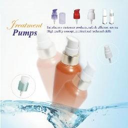 Pompe cosmétique