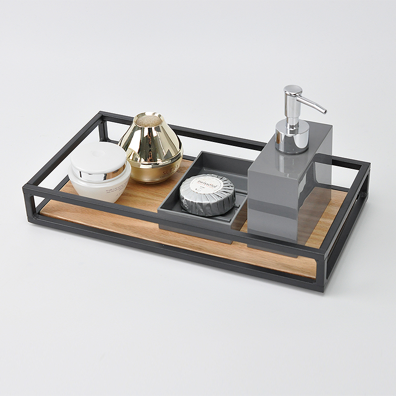 Tray Plate for Tissues, Candles, Soap, Towel, Plant, etc